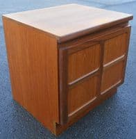 Teak Low Cupboard by Nathan